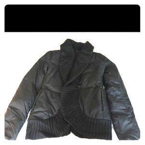 BCBG Max Azria puffer coat